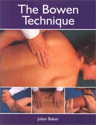 The Bowen Technique Book