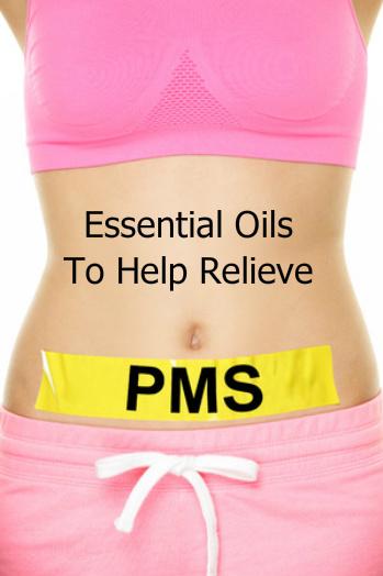 PMS Relief Using Essential Oils