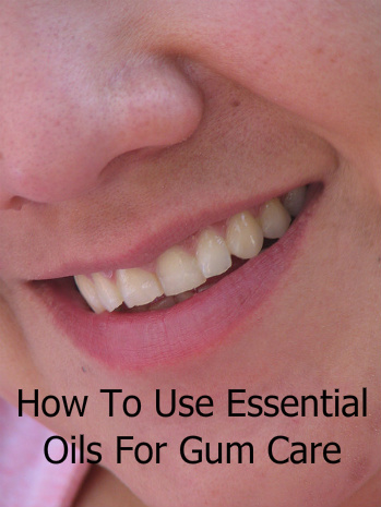 Essential Oils for Gums