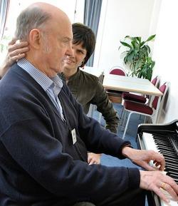 Alexander Technique Lesson For a Piano Player