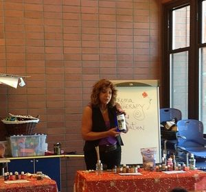 Class For Aromatherapy Education