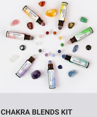 Buy Rocky Mountain Chakra Essential Oil Blends Kit