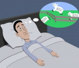 Counting Sheep | Using Essential Oils for Sleep