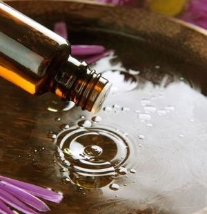 Essential Oil Dropping Into Water   Essential Oil Safety Guidelines