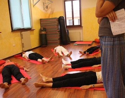 The Feldenkrais Method Awareness Through Movement Class