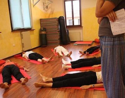 The Feldenkrais Method Awareness Through Movement Class