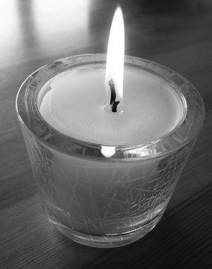 Grief Management Candle