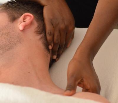 Shoulder Injury Massage
