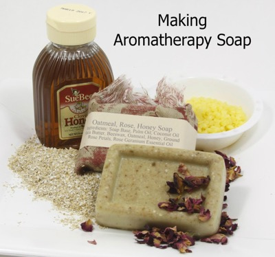 Aromatherapy Soap Ingredients