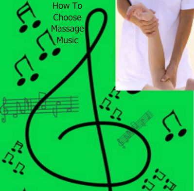 Musical Notes and Arm Massage | How To Choose Massage Music