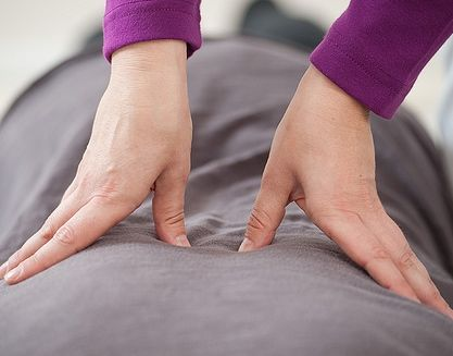 Shiatsu Acupressure Massage