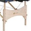 Standard massage table endplate
