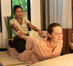 Traditional Thai Massage With Videos