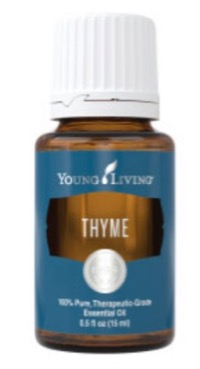 Young Living Thyme Essential Oil