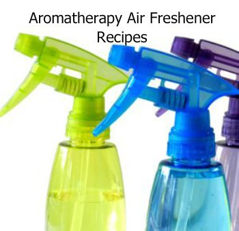 Aromatherapy Air Freshener Spray Bottles