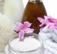 Products for Sensitive Skin Care Using Essential Oils