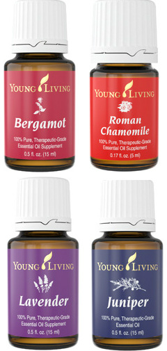 Young Living Essential Oils for Grief