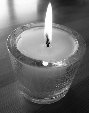 Grief Management Candle