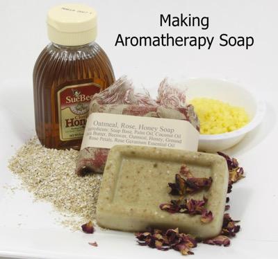 Aromatherapy Soap Ingredients