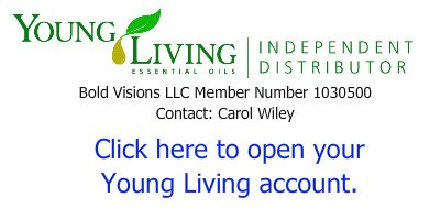 Click here to open a Young Living Essential Oils account.