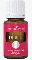 Young Living Patchouli Essential Oil