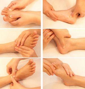 Foot Reflexology Information